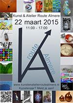 Kunst en Atelierroute Almere